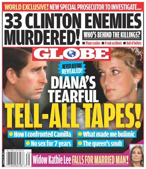 Globe Cover - 8/21/2017