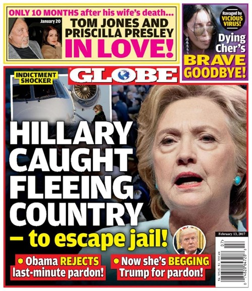 Globe Cover - 2/13/2017
