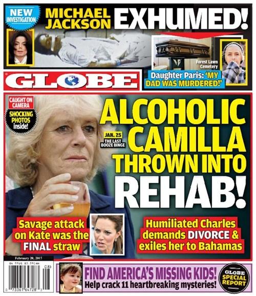 Globe Cover - 2/20/2017