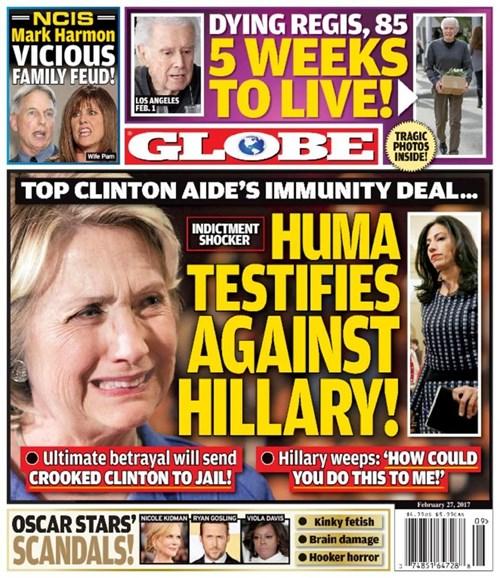 Globe Cover - 2/27/2017