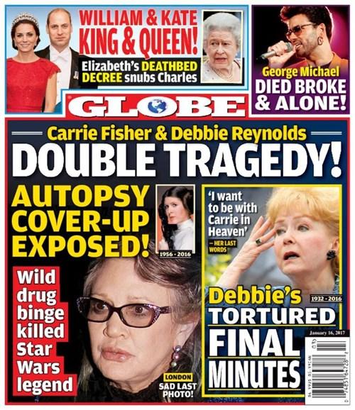 Globe Cover - 1/16/2017