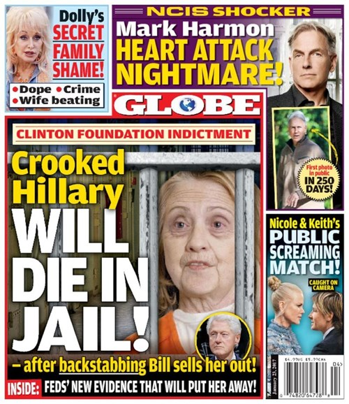 Globe Cover - 1/23/2017