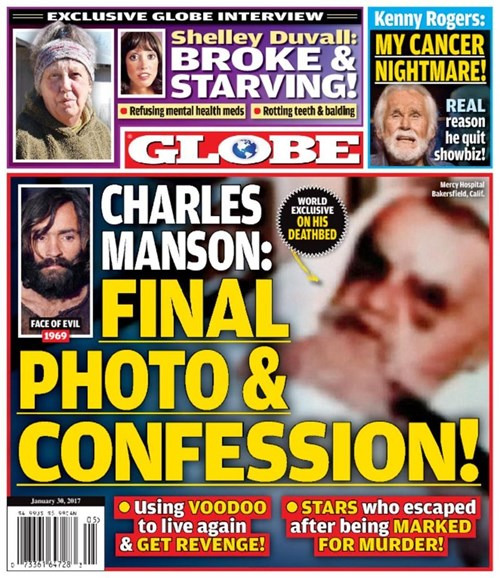 Globe Cover - 1/30/2017