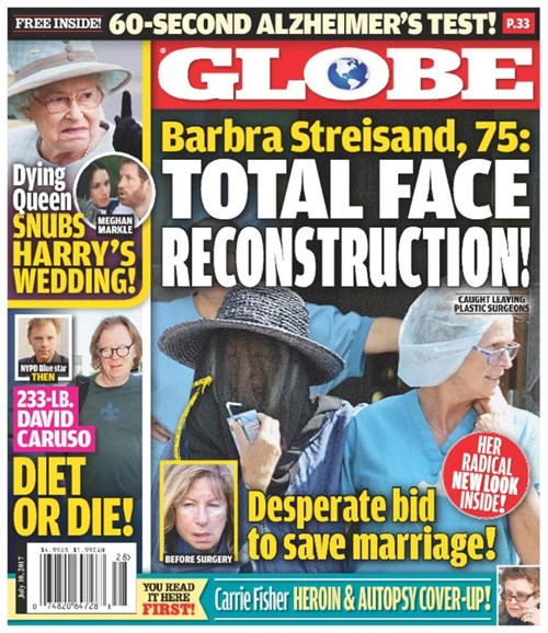 Globe Cover - 7/10/2017