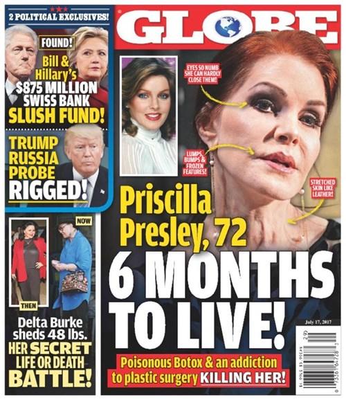 Globe Cover - 7/17/2017