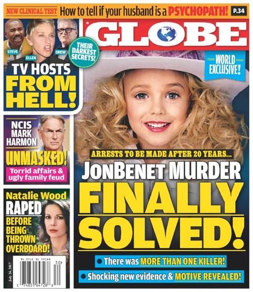 Globe Cover - 7/24/2017