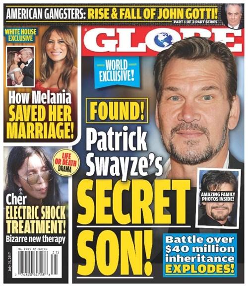 Globe Cover - 7/31/2017