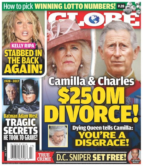 Globe Cover - 7/3/2017