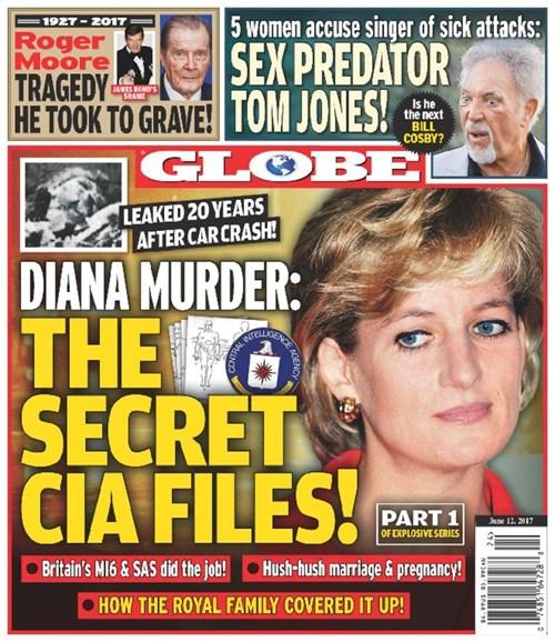 Globe Cover - 6/12/2017
