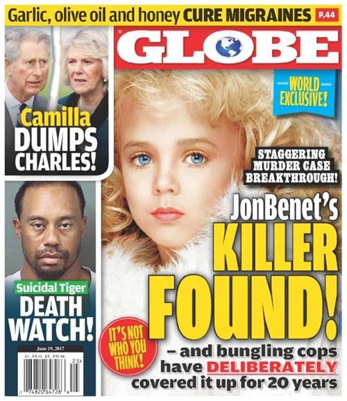 Globe Cover - 6/19/2017