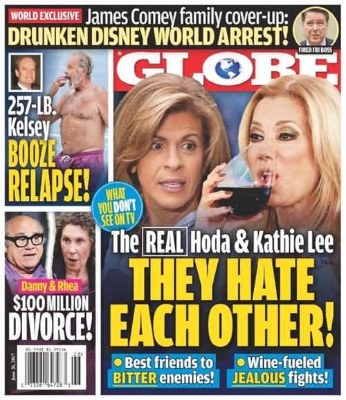 Globe Cover - 6/26/2017