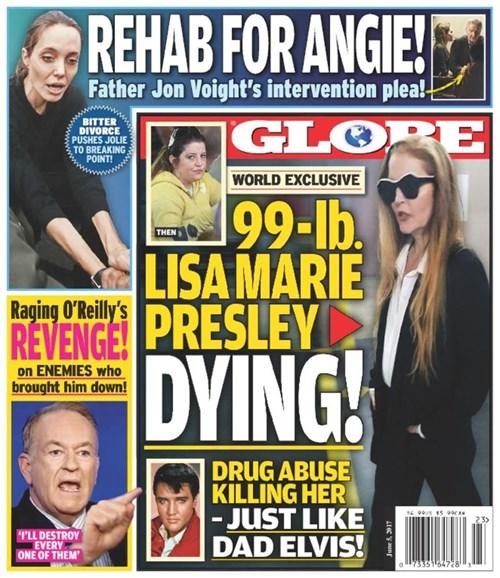Globe Cover - 6/5/2017