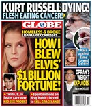 Globe Magazine 3/13/2017