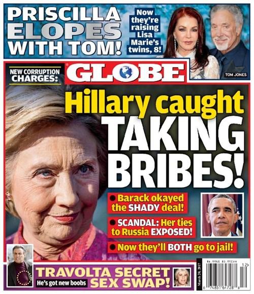Globe Cover - 3/20/2017