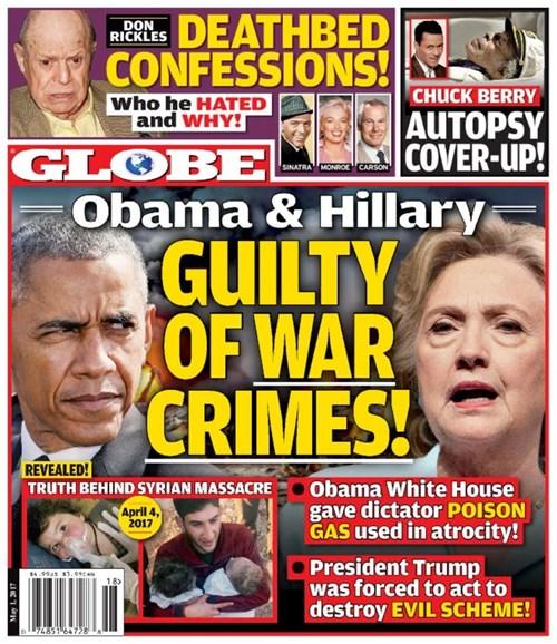 Globe Cover - 5/1/2017