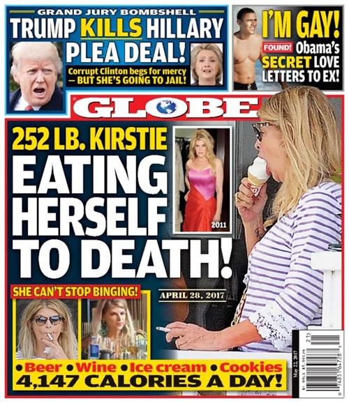 Globe Cover - 5/22/2017