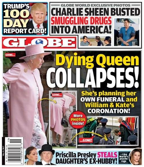 Globe Cover - 5/8/2017