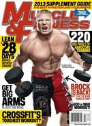 Muscle & Fitness Magazine 4/1/2013