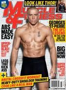 Muscle & Fitness Magazine 11/1/2013