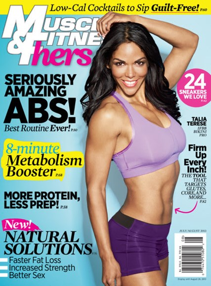 Muscle & Fitness Hers Cover - 7/1/2013