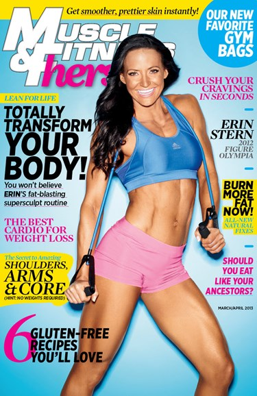 Muscle & Fitness Hers Cover - 3/1/2013