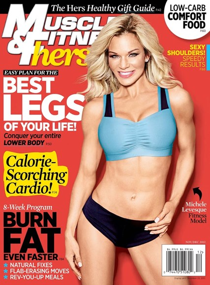 Muscle & Fitness Hers Cover - 11/1/2013