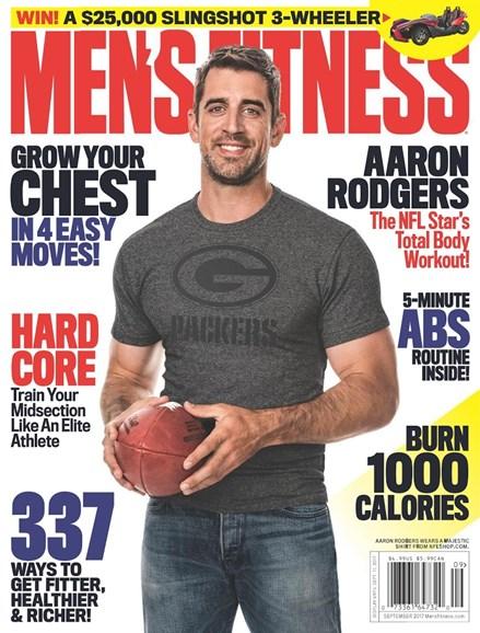 Men's Fitness Cover - 9/1/2017