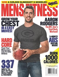 Men's Fitness | 9/2017 Cover