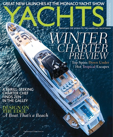 Yachts International Cover - 9/1/2017