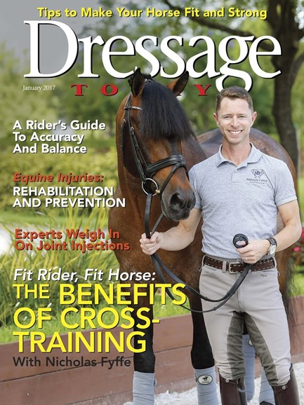 Dressage Today Cover - 1/1/2017
