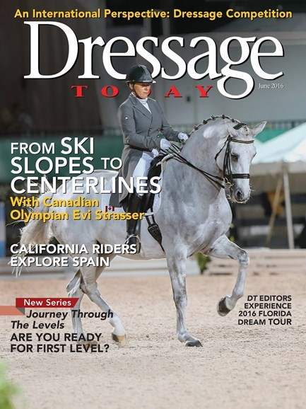 Dressage Today Cover - 6/1/2016