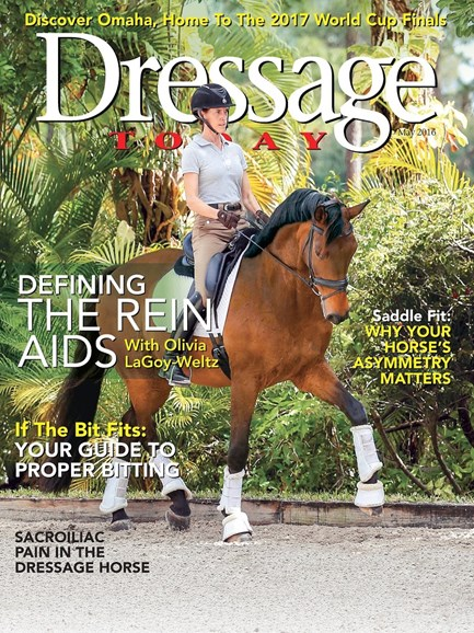 Dressage Today Cover - 5/1/2016