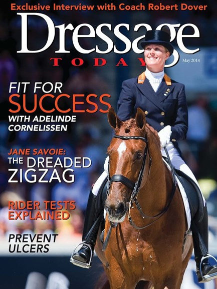 Dressage Today Cover - 5/1/2014