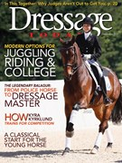 Dressage Today Magazine 12/1/2013