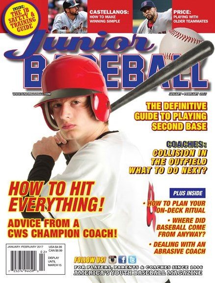 Junior Baseball Cover - 1/1/2017