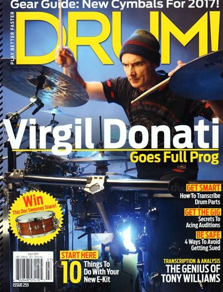 Drum! Cover - 7/1/2017