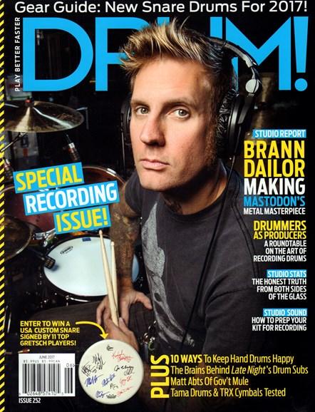 Drum! Cover - 6/1/2017
