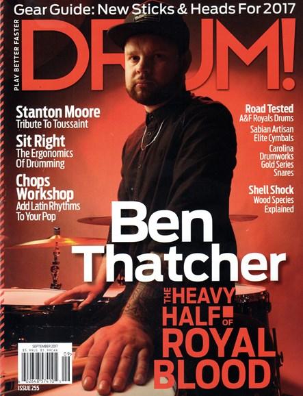 Drum! Cover - 9/1/2017
