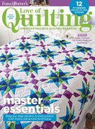 Fons & Porter's Love of Quilting 7/1/2016