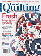 Fons & Porter's Love of Quilting 9/1/2017
