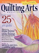 Quilting Arts Magazine 4/1/2016