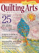 Quilting Arts Magazine 6/1/2016