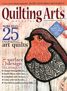 Quilting Arts Magazine 8/1/2015