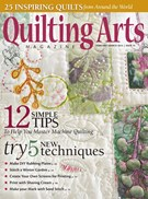 Quilting Arts Magazine 2/1/2015