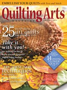 Quilting Arts Magazine 6/1/2015