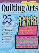 Quilting Arts Magazine 12/1/2015