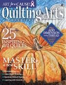 Quilting Arts Magazine 10/1/2014