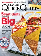 Quick Quilts Magazine 8/1/2017