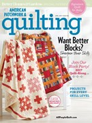 American Patchwork & Quilting Magazine 4/1/2017