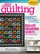 American Patchwork & Quilting Magazine 2/1/2017